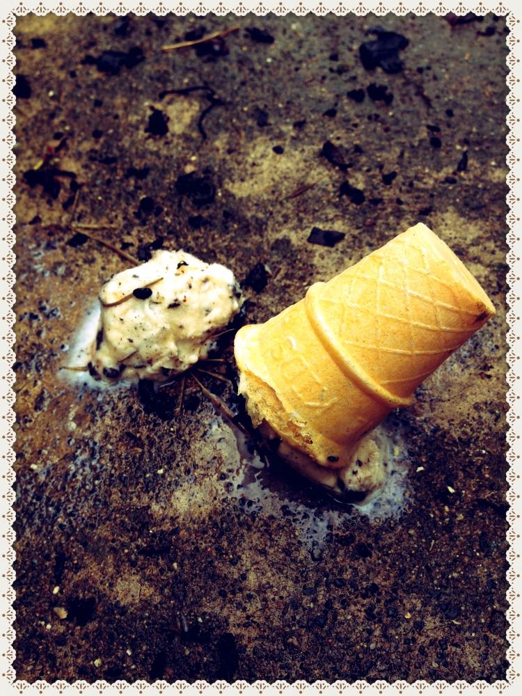 Ice Cream Blunder