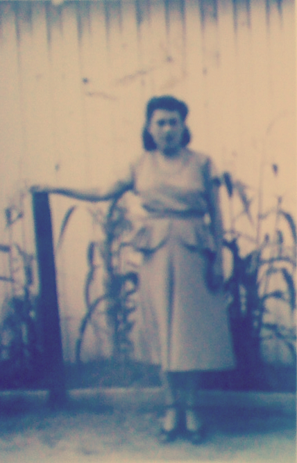 Sometime before you became mi abuelita.